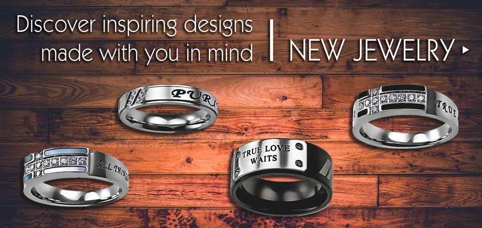 New Spirit & Truth Christian Rings