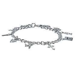 Symbols of Faith Bracelet