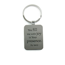 Joy Christian Keyring