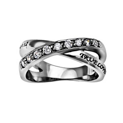 True Love Waits Radiance Ring