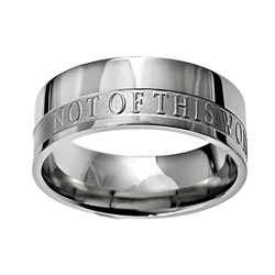 Not of this World Ring